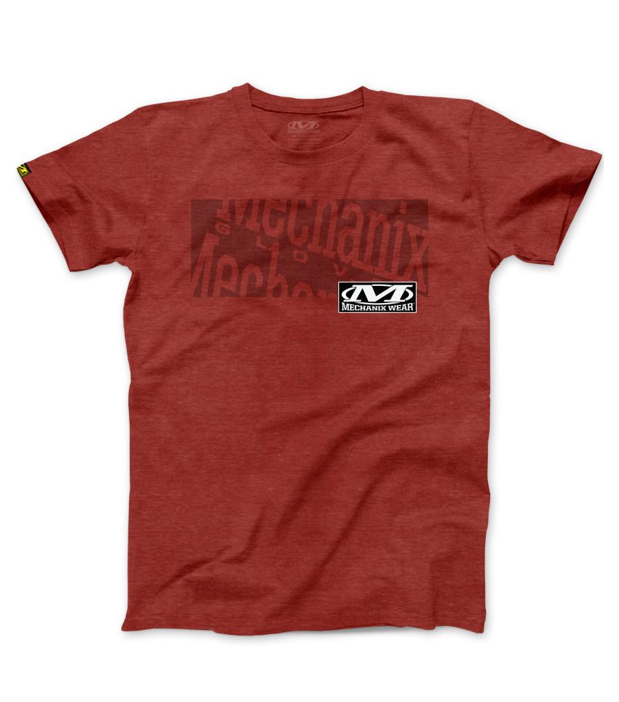 Camiseta Slant, Red, large image number 0