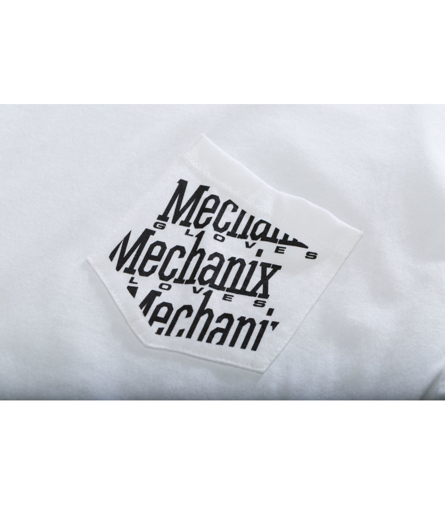 Pocket T-Shirt, White, large image number 3