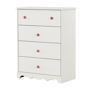 Lily rose - Commode 4 tiroirs