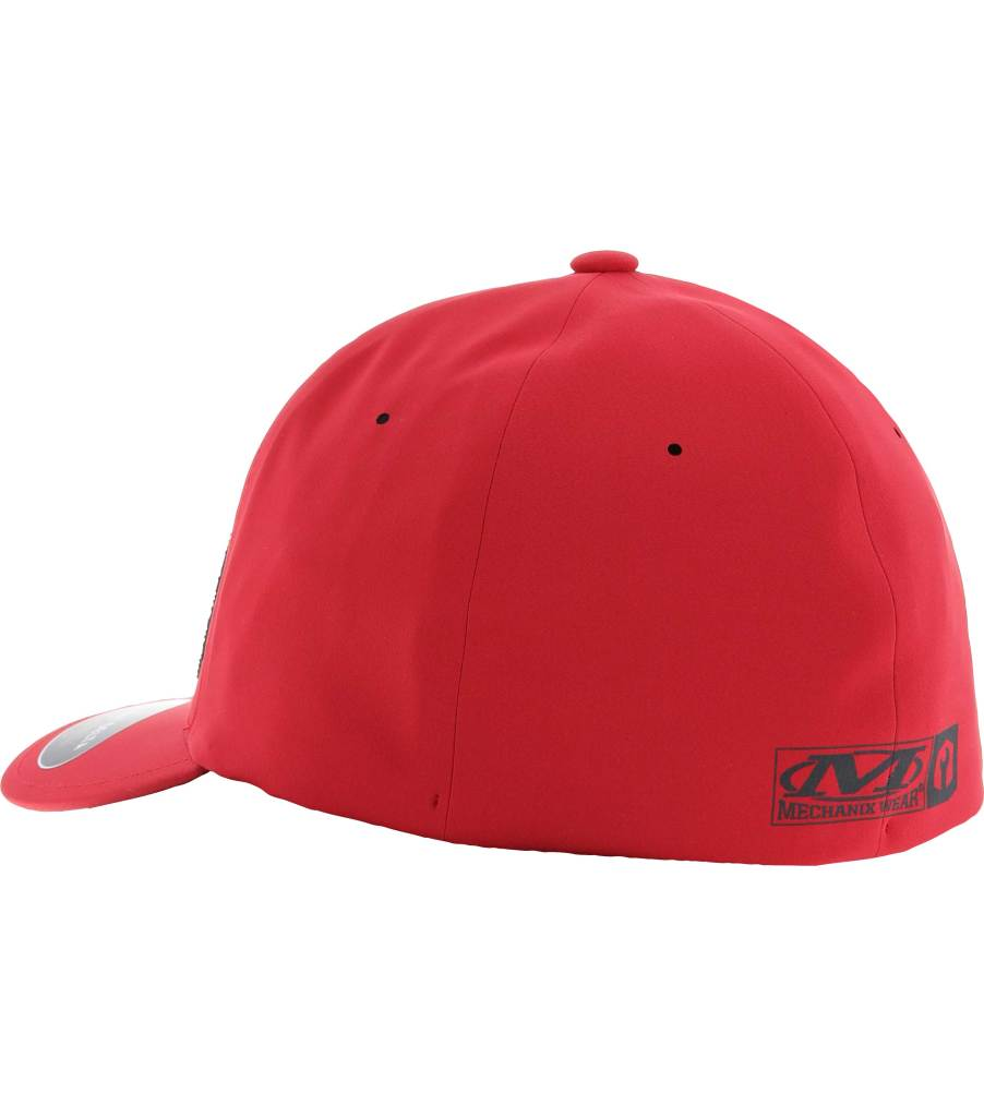 Red Icon Hat, Red, large image number 1