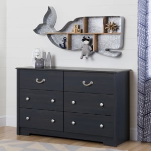 Aviron - 6-Drawer Double Dresser