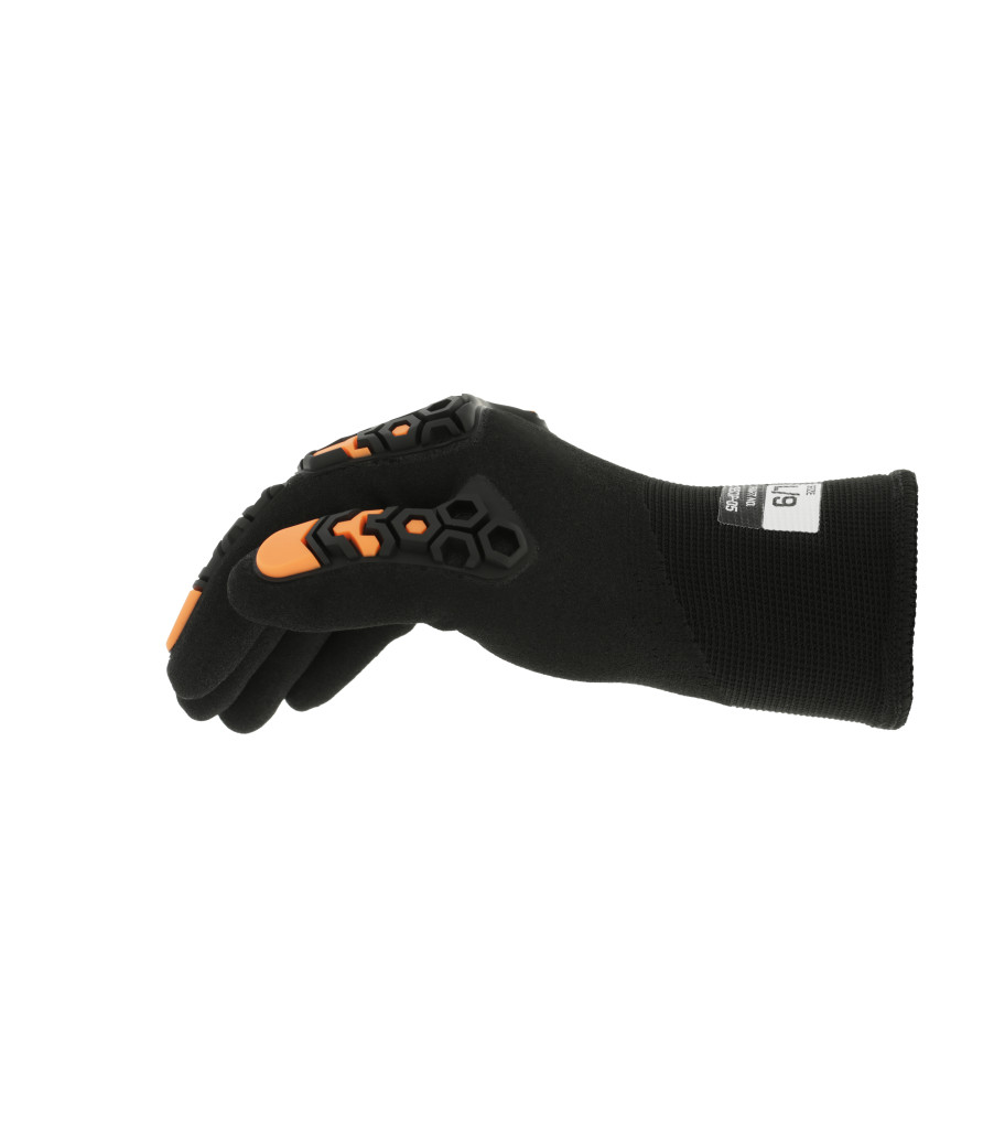 SpeedKnit™ M-Pact® Thermal S5DP05, Black, large image number 3