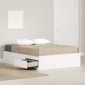 Fusion - Mates Bed with 3 Drawers