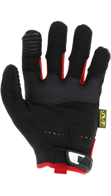 M-Pact®, Black/Red, large