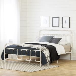 Prairie - Metal Platform Bed