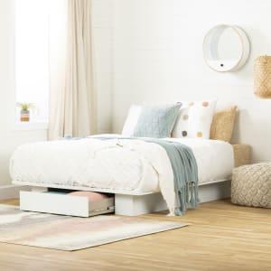 Kanagane - 1-Drawer Platform Bed