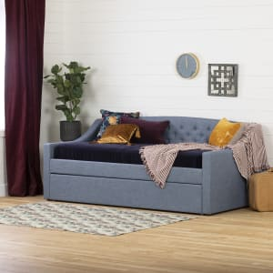 Fusion - Upholstered Daybed With Trundle