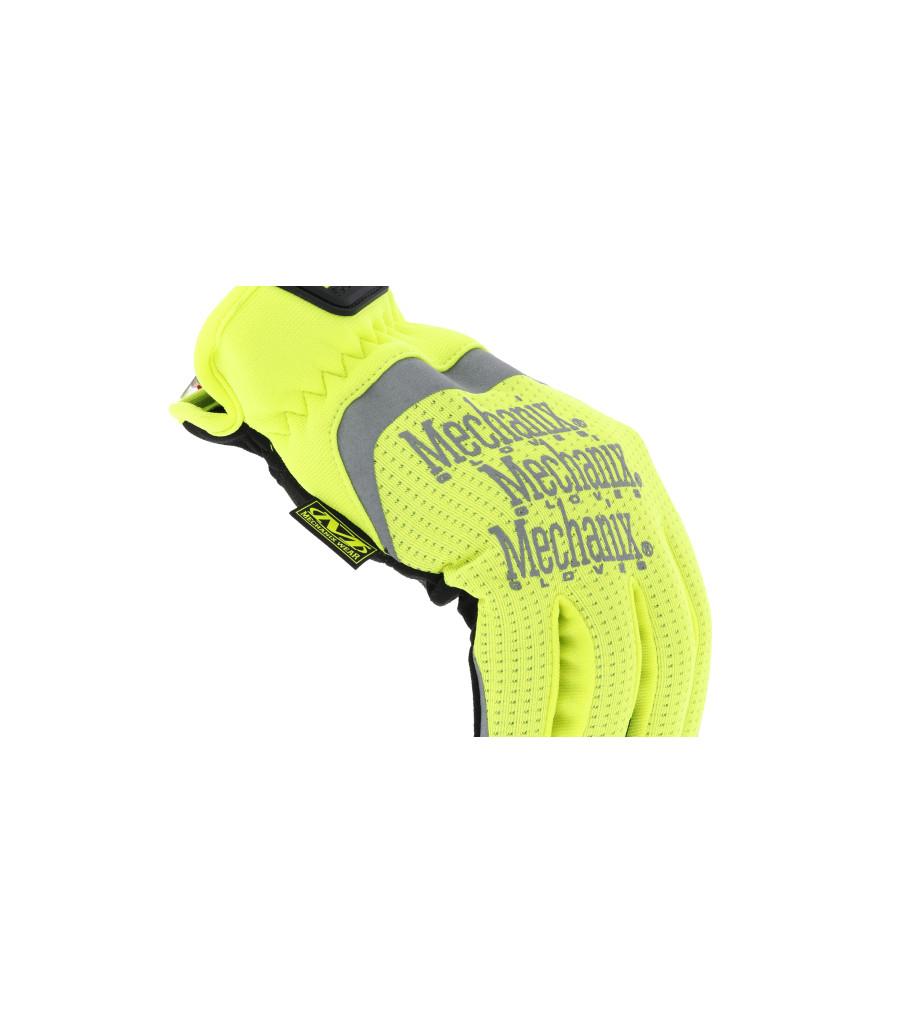 Hi-Viz FastFit®, Fluorescent Yellow, large image number 2