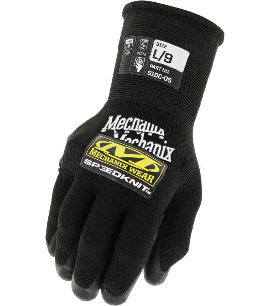 SpeedKnit™ S1DC05, Black, large image number 0