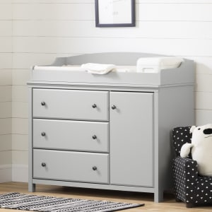 Cotton Candy - Changing Table with Station
