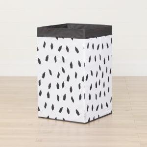 Storit - Laundry Hamper Feathers Print