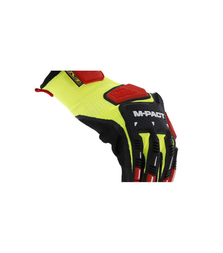 M-Pact® Knit CR3A3, Fluorescent Yellow, large image number 2