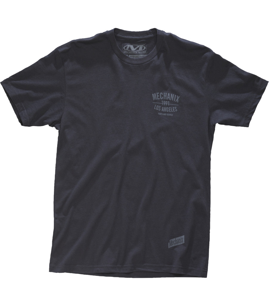 Parts & Service T-Shirt, Black, large image number 0