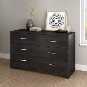 Step One - 6-Drawer Double Dresser