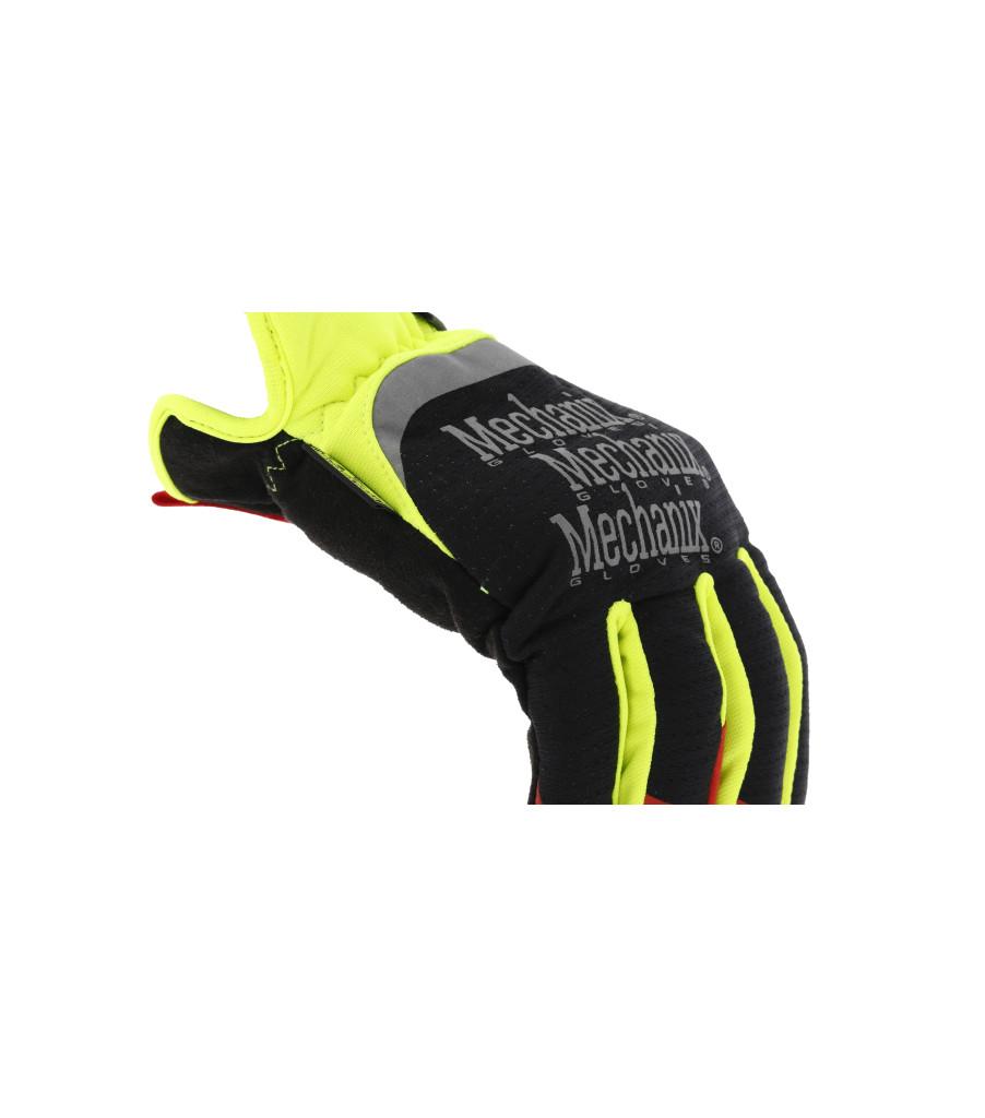 Hi-Viz FastFit® D4-360, Fluorescent Yellow, large image number 2