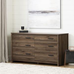 Tao - 6-Drawer Double Dresser