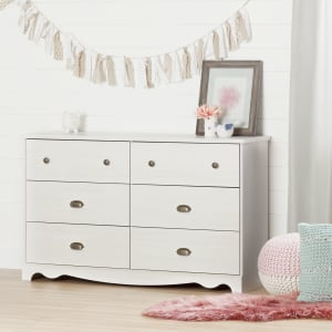 Lyara - 6-Drawer Double Dresser