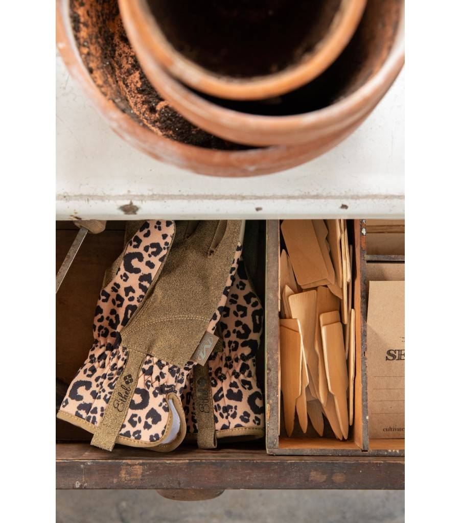 Ethel® Garden Leopard, Tan, large image number 6