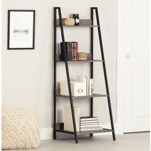 Evane - 4 Fixed Shelves - Shelving Unit