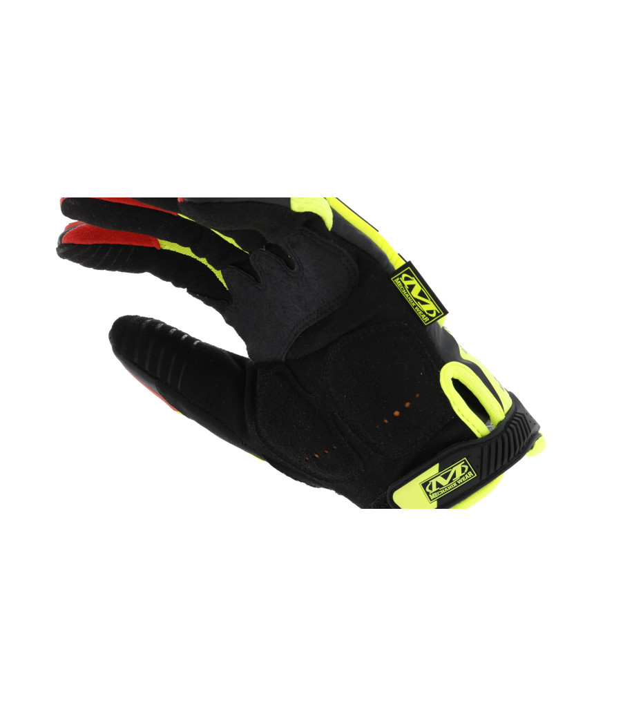 Hi-Viz M-Pact® D4-360, Fluorescent Yellow, large image number 6