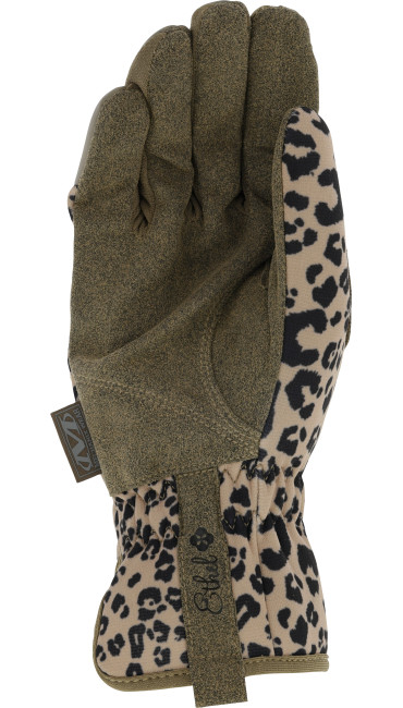 Ethel Garden Leopard, Tan, large