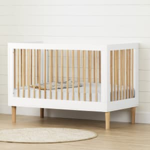 Balka - Baby Crib with Adjustable Height