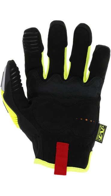 Hi-Viz M-Pact® Open Cuff E5, Fluorescent Yellow, large