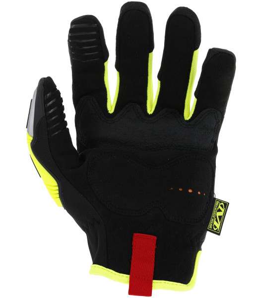 Hi-Viz M-Pact® Open Cuff E5, Fluorescent Yellow, large