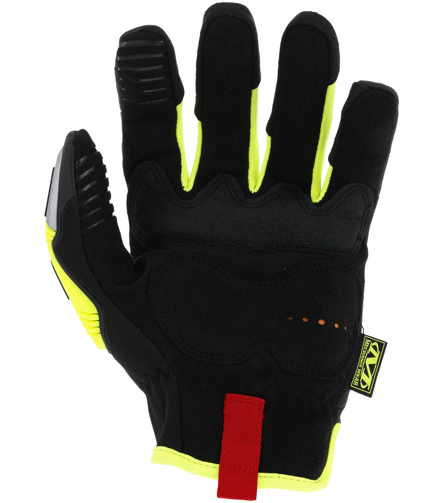 Hi-Viz M-Pact® Open Cuff E5, Fluorescent Yellow, large image number 1