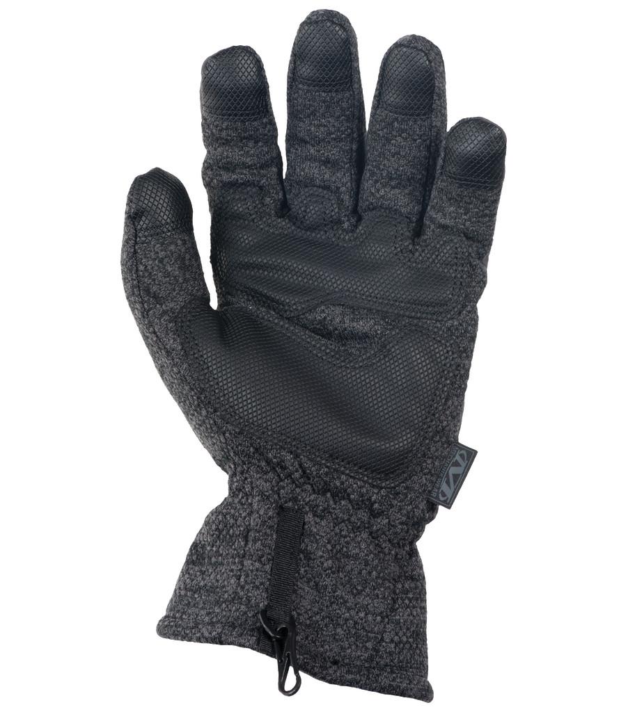 Winter Fleece, Grey/Black, large image number 1