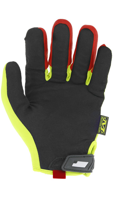 Hi-Viz Original® D4-360, Fluorescent Yellow, large