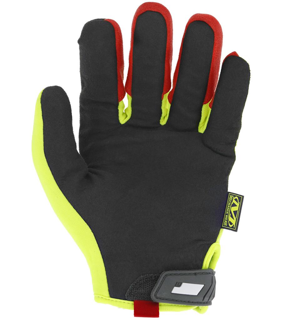 The Original® Hi-Viz D4-360 Cut Resistant, Fluorescent Yellow, large image number 1