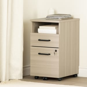 Zelia - 2-Drawer Mobile File Cabinet