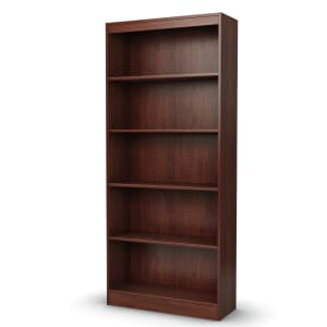 Axess - 5-Shelf Bookcase