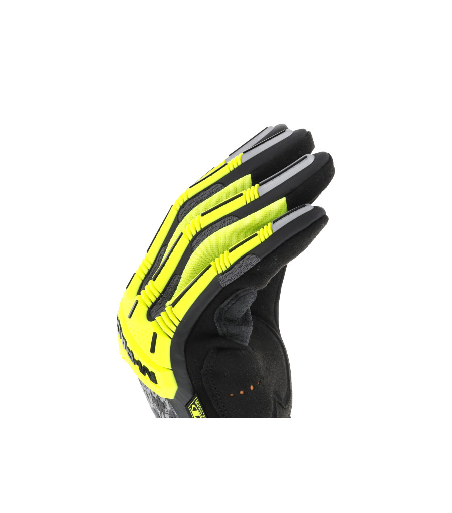 Hi-Viz M-Pact® Open Cuff E5, Fluorescent Yellow, large image number 4