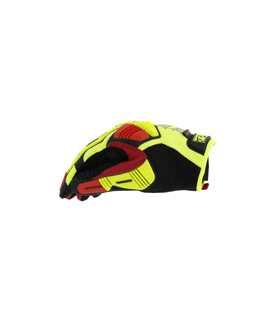 Hi-Viz M-Pact® D4-360, Fluorescent Yellow, large image number 3