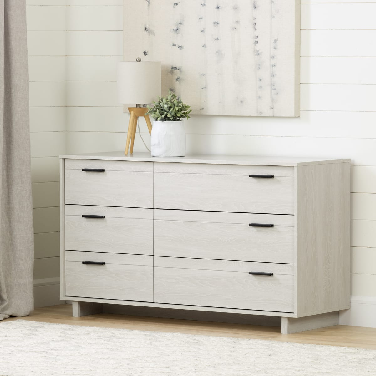 Fynn 6 Drawer Double Dresser Dresser Kids Bedroom Baby And Kids Products South Shore Furniture Us Furniture For Sale Designed And Manufactured In North America