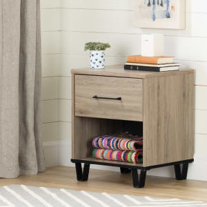 Fakto - 1-Drawer Nightstand