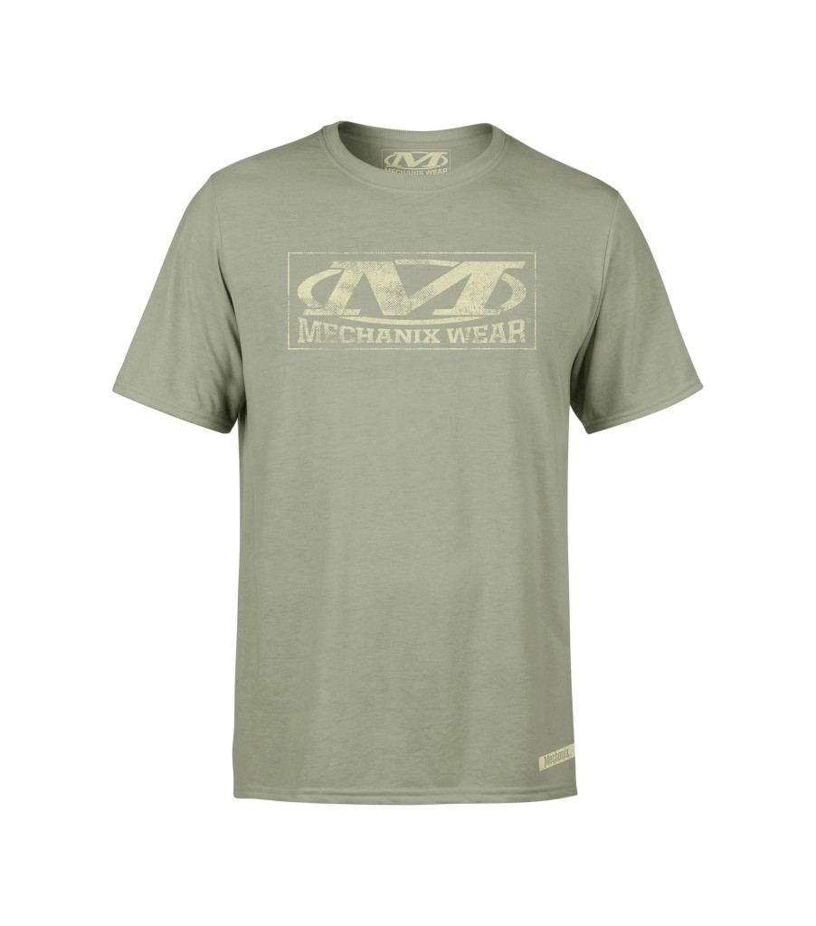 Infantry T-Shirt, Olive, large image number 0