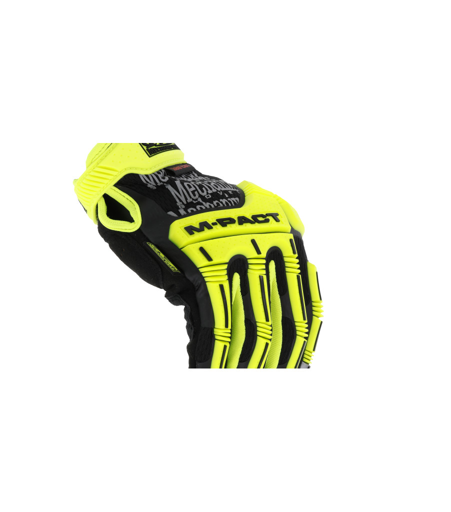Hi-Viz M-Pact® E5, Fluorescent Yellow, large image number 2