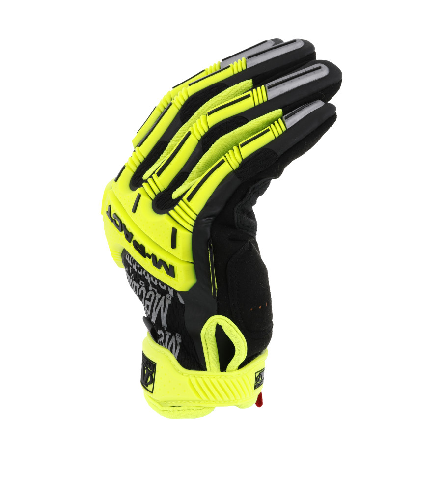 Hi-Viz M-Pact® E5, Fluorescent Yellow, large image number 4