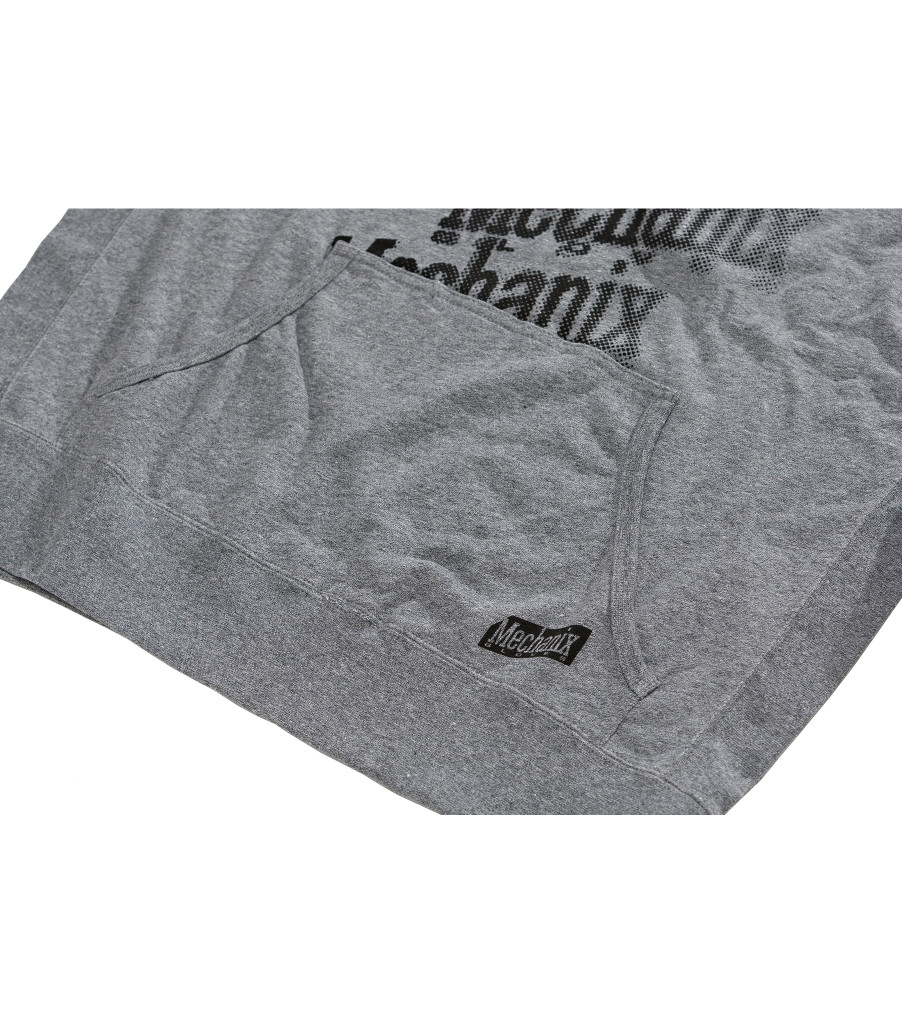 The Original® Logo Hoodie, Grey Heather, large image number 6