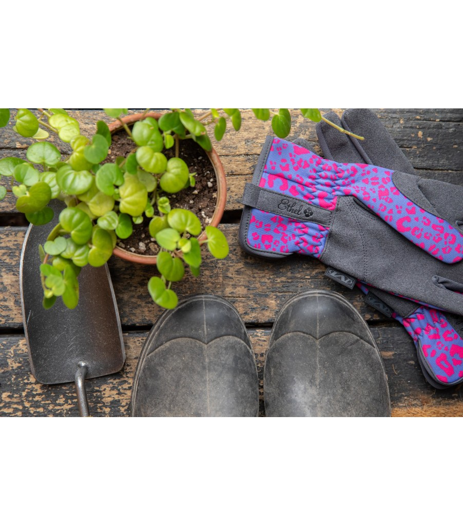 Ethel® Garden Leopard Purple, Purple, large image number 5