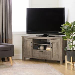 Lionel - Corner TV Stand