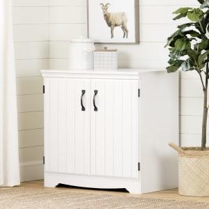 Farnel - 2-Door Storage Cabinet