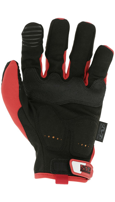 M-Pact® R.E.D., Red/Red, large