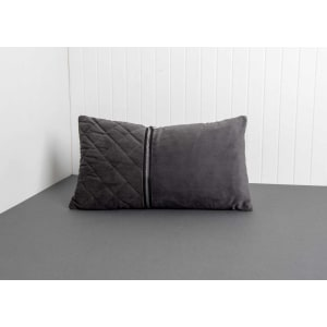 Kelso - Quilted Velvet Pillow