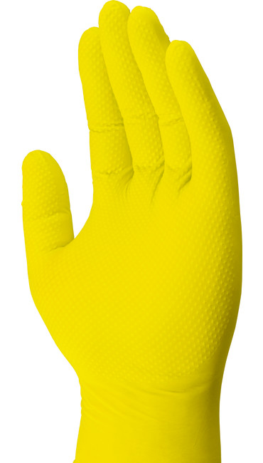 8 Mil Super Duty Nitrile Gloves 100-BX