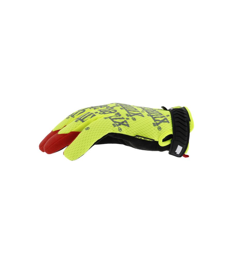 The Original® Hi-Viz D4-360 Cut Resistant, Fluorescent Yellow, large image number 5
