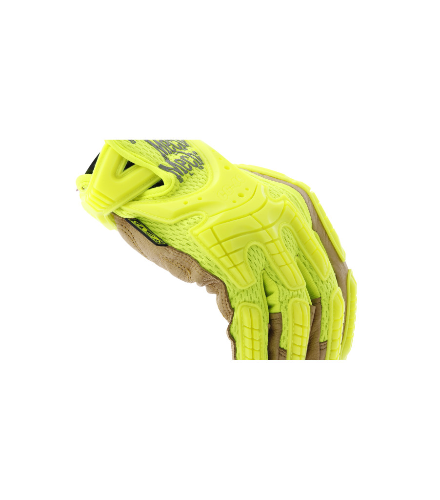 Hi-Viz CG Heavy Duty, Fluorescent Yellow, large image number 2